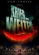 War of the Worlds - German Movie Poster (xs thumbnail)