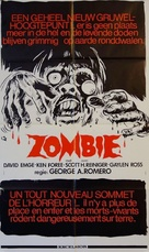 Dawn of the Dead - Belgian Movie Poster (xs thumbnail)
