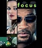 Focus - Italian Blu-Ray movie cover (xs thumbnail)