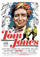 Tom Jones - Spanish Movie Poster (xs thumbnail)