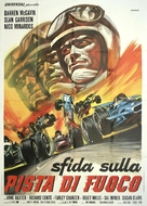 The Challengers - Italian Movie Poster (xs thumbnail)