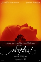 mother! - Movie Poster (xs thumbnail)
