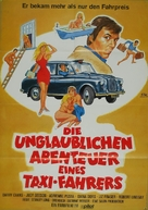 Adventures of a Taxi Driver - German Movie Poster (xs thumbnail)