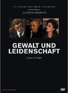 Gruppo di famiglia in un interno - German Movie Poster (xs thumbnail)