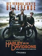 Harley and the Davidsons - Belgian Movie Poster (xs thumbnail)