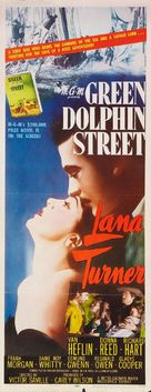 Green Dolphin Street - Movie Poster (xs thumbnail)