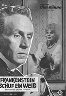 Frankenstein Created Woman - German poster (xs thumbnail)