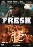 Fresh - Brazilian Movie Cover (xs thumbnail)
