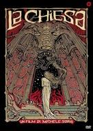 La chiesa - Italian DVD movie cover (xs thumbnail)