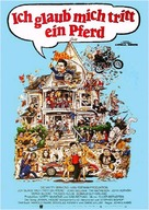Animal House - German Movie Poster (xs thumbnail)