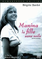 Manina, la fille sans voiles - French Movie Cover (xs thumbnail)