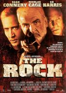 The Rock - Danish Movie Poster (xs thumbnail)