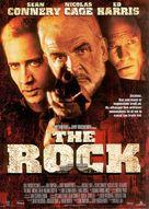 The Rock - Danish Movie Poster (xs thumbnail)