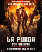 The Forever Purge - Mexican Movie Poster (xs thumbnail)
