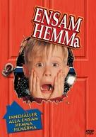Home Alone - Swedish DVD cover (xs thumbnail)