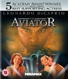 The Aviator - British Blu-Ray movie cover (xs thumbnail)