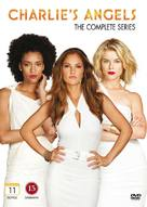 """""""Charlie's Angels"""" - Danish DVD movie cover (xs thumbnail)"""