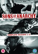 """Sons of Anarchy"" - British DVD movie cover (xs thumbnail)"