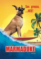Marmaduke - Argentinian DVD movie cover (xs thumbnail)