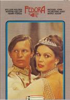 Fedora - German VHS cover (xs thumbnail)