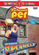 """Postman Pat"" - Danish DVD movie cover (xs thumbnail)"