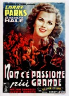 Jolson Sings Again - Italian Movie Poster (xs thumbnail)