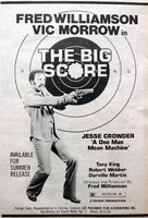 The Big Score - poster (xs thumbnail)