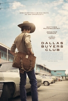 Dallas Buyers Club - Movie Poster (xs thumbnail)