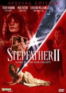 Stepfather II - DVD cover (xs thumbnail)