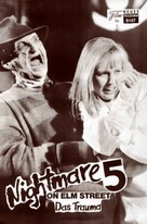 A Nightmare on Elm Street: The Dream Child - Austrian poster (xs thumbnail)