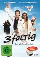 3-faltig - German DVD movie cover (xs thumbnail)