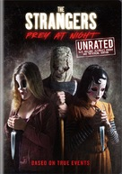 The Strangers: Prey at Night - DVD cover (xs thumbnail)