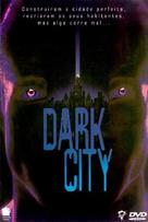 Dark City - Portuguese DVD movie cover (xs thumbnail)
