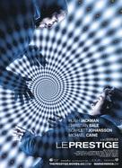 The Prestige - Swiss Movie Poster (xs thumbnail)
