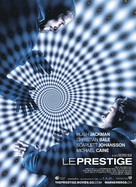 The Prestige - Swiss Movie Poster (xs thumbnail)