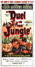 Duel in the Jungle - Movie Poster (xs thumbnail)