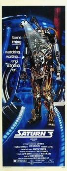 Saturn 3 - Movie Poster (xs thumbnail)