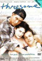 Threesome - Australian Movie Cover (xs thumbnail)