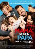 Papa ou maman - German Movie Poster (xs thumbnail)