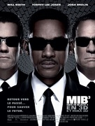 Men in Black 3 - French Movie Poster (xs thumbnail)