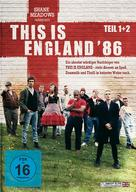 """""""This Is England '86"""" - German DVD movie cover (xs thumbnail)"""