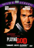 Playing God - DVD movie cover (xs thumbnail)