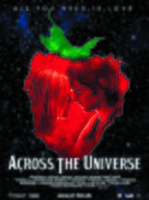 Across the Universe - Danish Movie Poster (xs thumbnail)