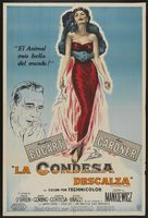 The Barefoot Contessa - Argentinian Movie Poster (xs thumbnail)