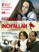 Inch'Allah - French Movie Poster (xs thumbnail)