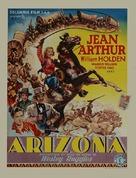 Arizona - Belgian Movie Poster (xs thumbnail)
