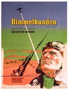 Reach for the Sky - German Movie Poster (xs thumbnail)