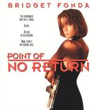 Point of No Return - Blu-Ray cover (xs thumbnail)
