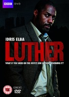 """Luther"" - British DVD movie cover (xs thumbnail)"