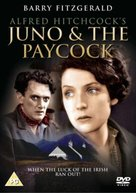 Juno and the Paycock - British DVD cover (xs thumbnail)